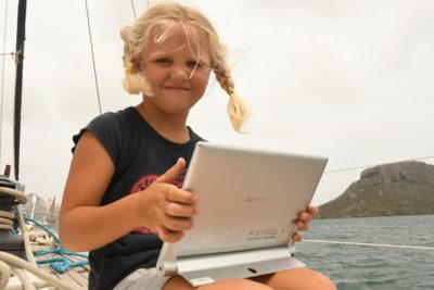 Lenovo Yoga Tablet at Sail for Good 22052017